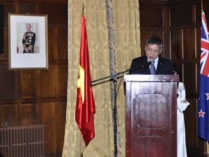 Vietnam's National Day celebrated overseas