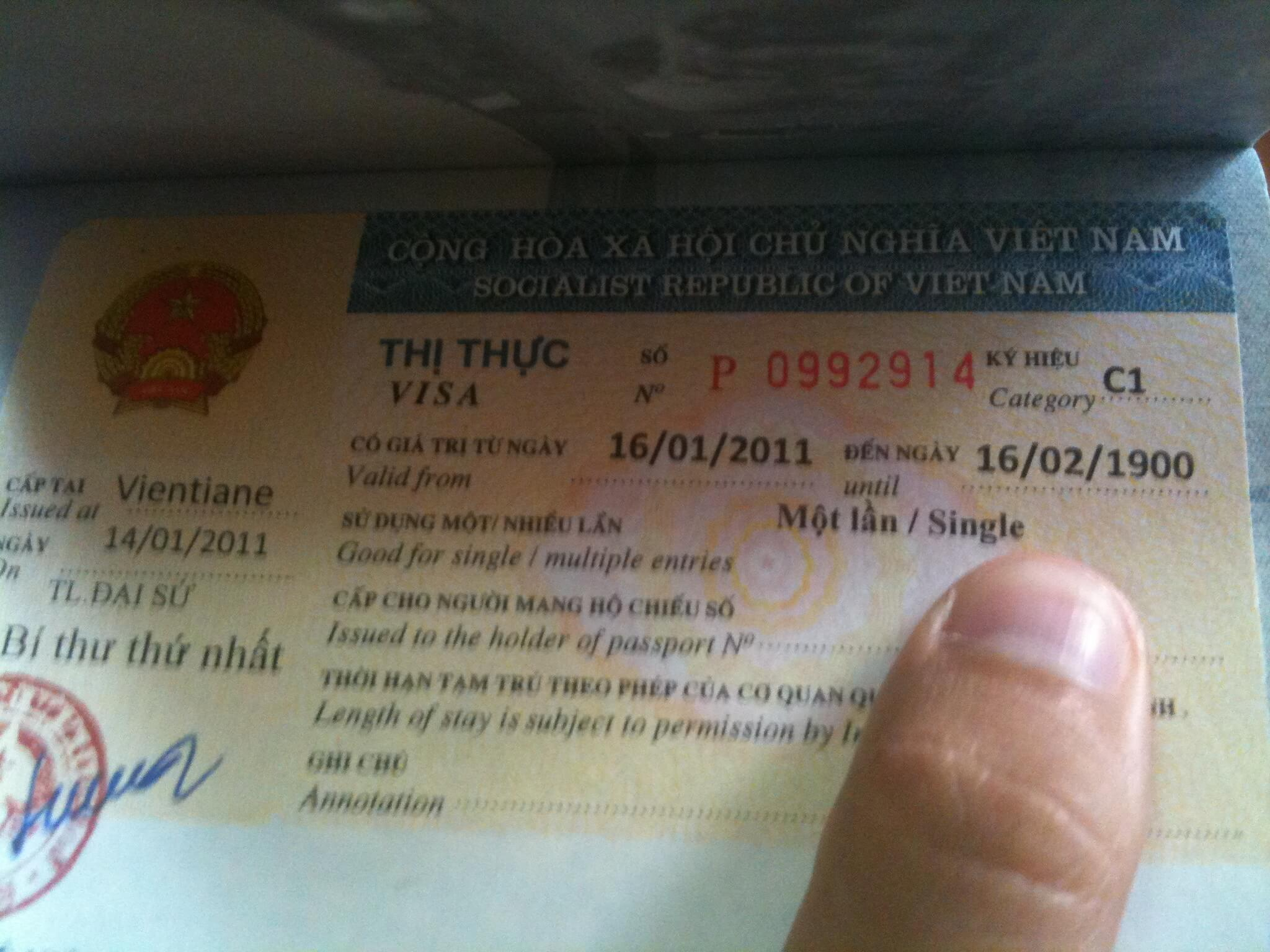 how to extend vietnam visa from new zealand