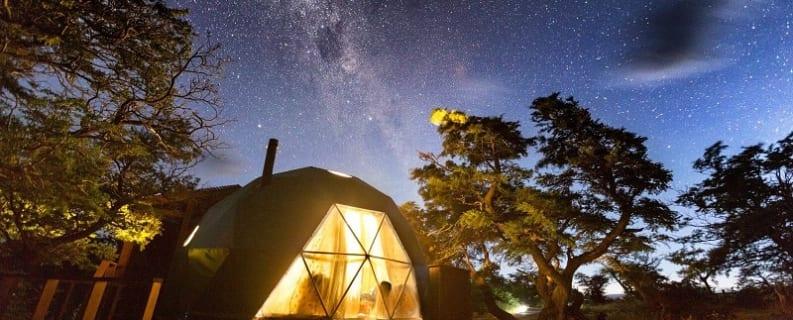 Cắm trại ở New Zealand