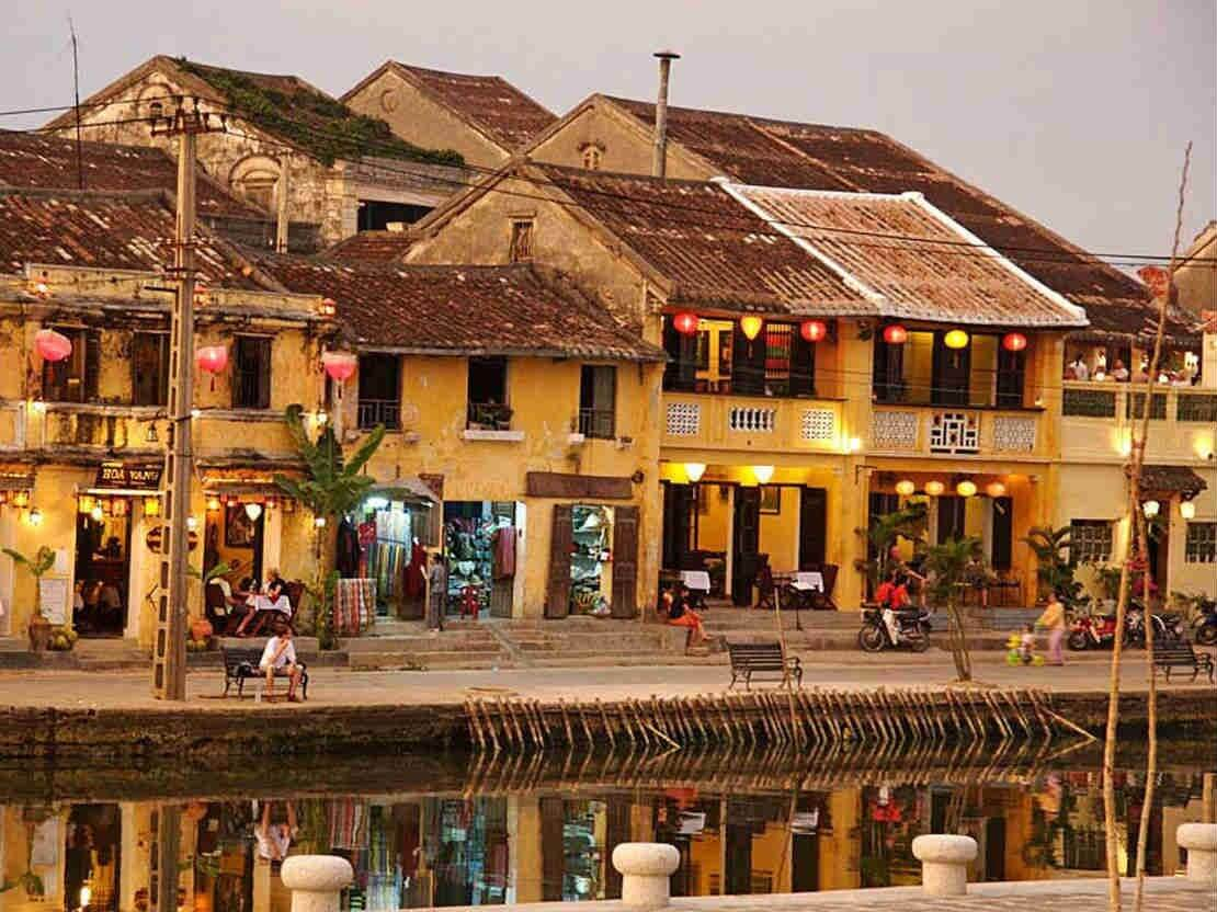 hoi an -best places to visit Vietnam in August