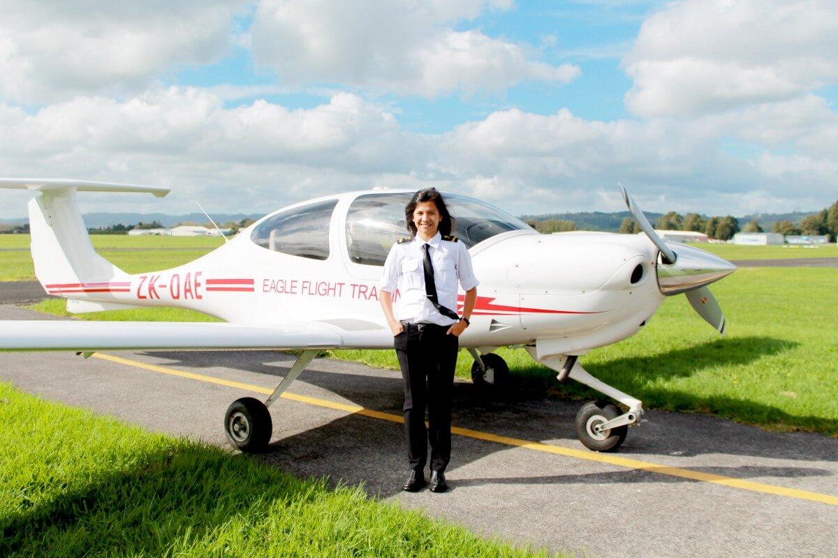 Trường đào tạo phi công Eagle Flight Training