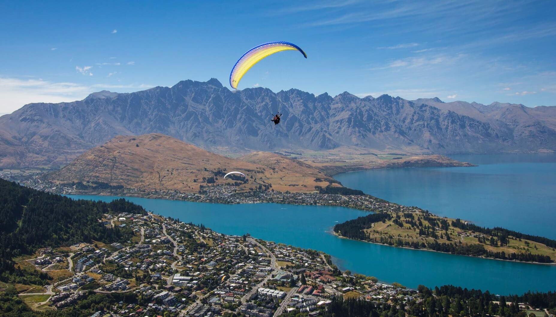 New Zealand - Xứ sở của thể thao ngoài trời
