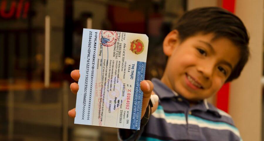 Vietnam transit visa