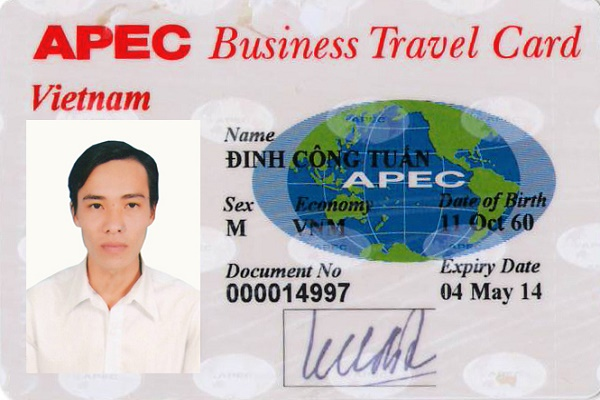 Image result for thẻ apec