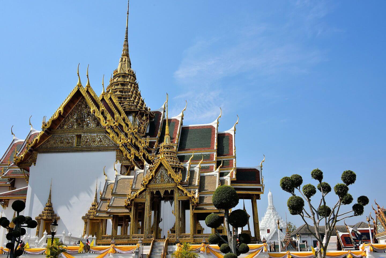 Image result for Cung Điện Dusit Prasat Palace