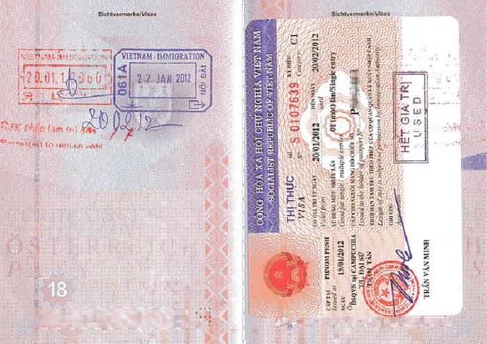 Vietnam visa exemption list in New Zealand
