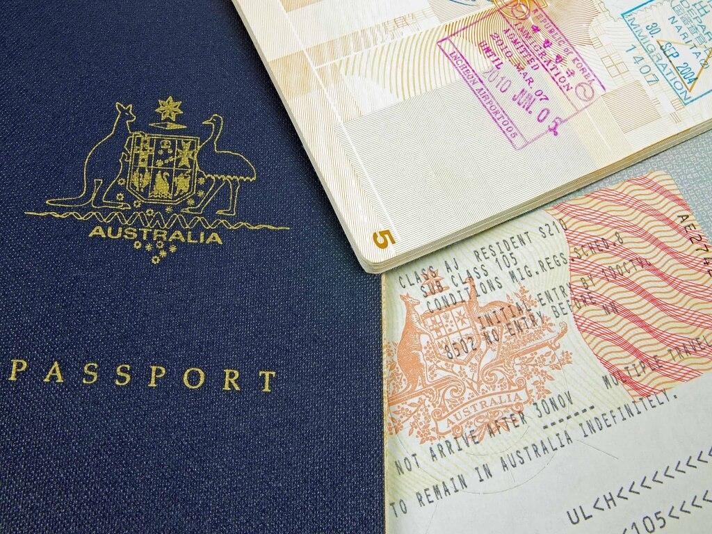 điền form 1419 xin visa du lịch Úc