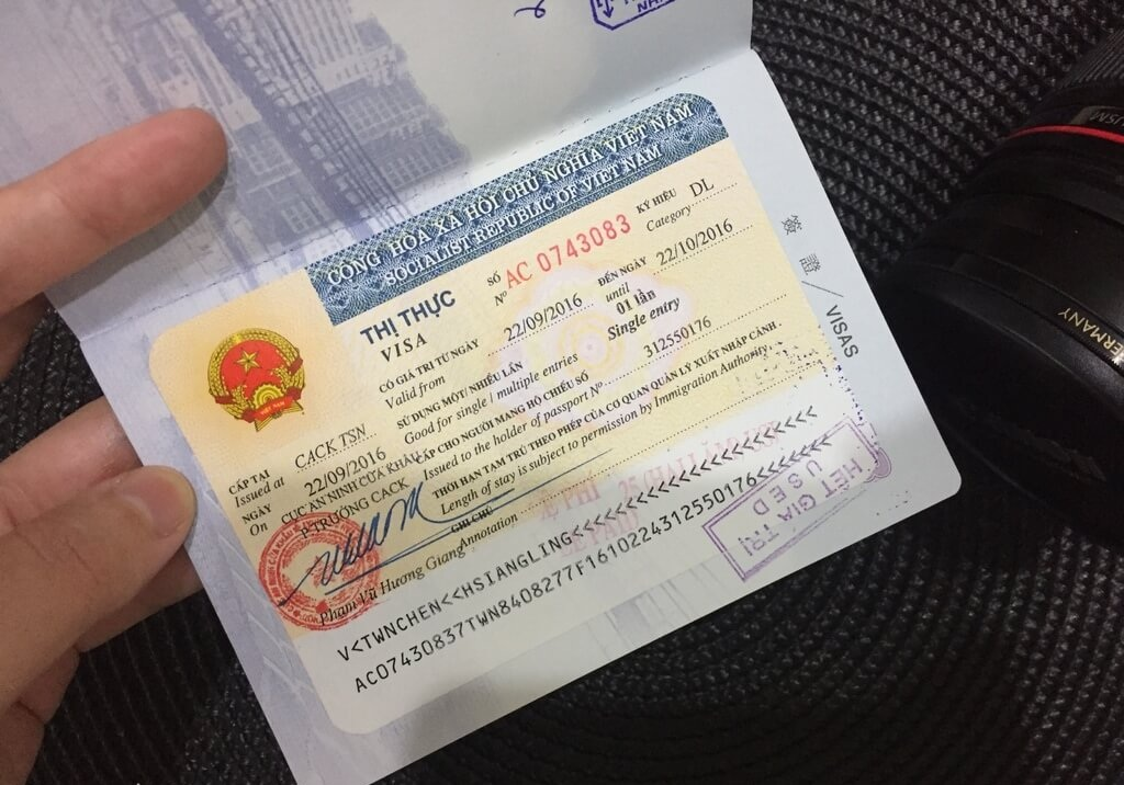 Best ways to get Vietnam visa from Namibia