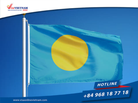 apply Vietnam visa for Palau citizens