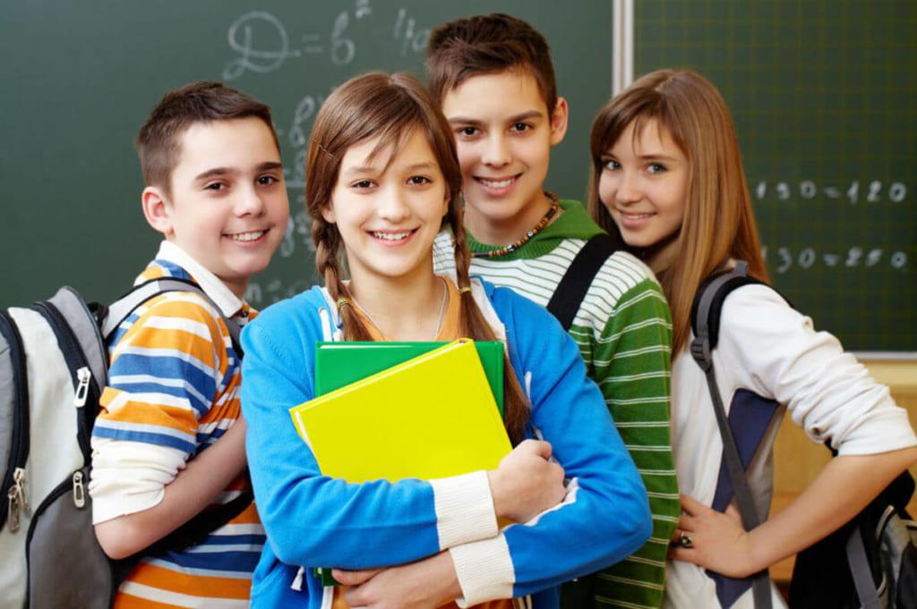 học bổng du học Mỹ THPT