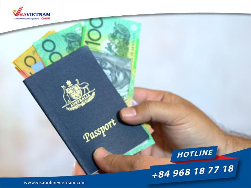 How many ways to apply Vietnam visa for Australian citizens?