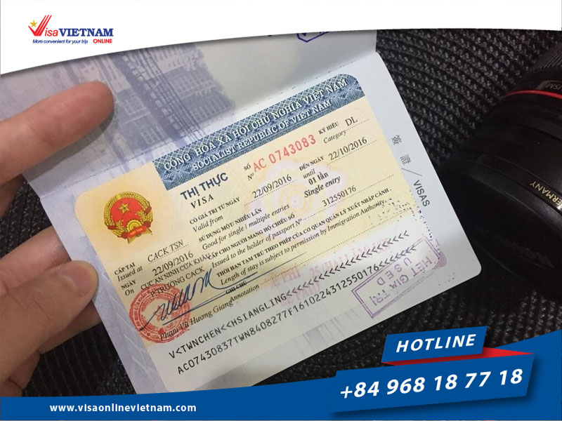 How can foreigners apply for Vietnam visa in Malawi?