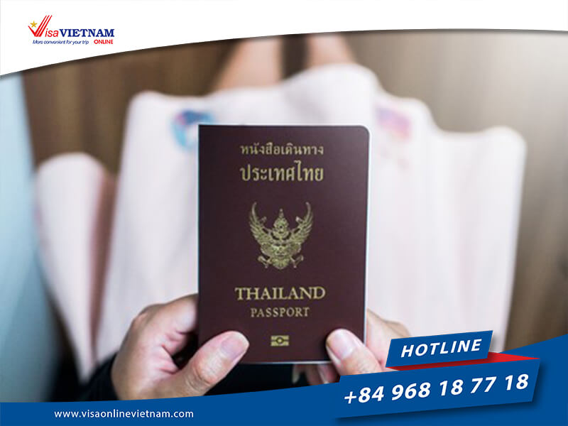 How to apply Business Vietnam visa from Thailand?