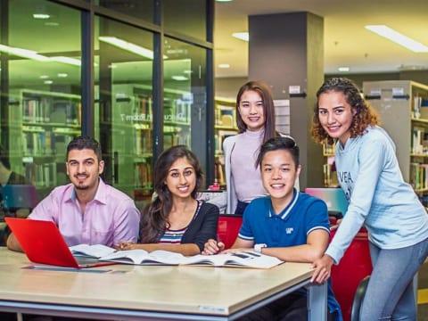 Học Foundation tại các Đại học TOP ở Úc