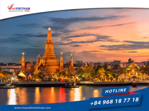How to find Vietnam Embassy in Thailand?