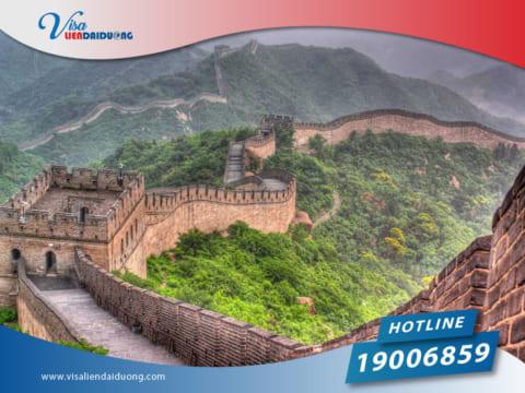 Visa Trung Quốc 6 tháng nhiều lần