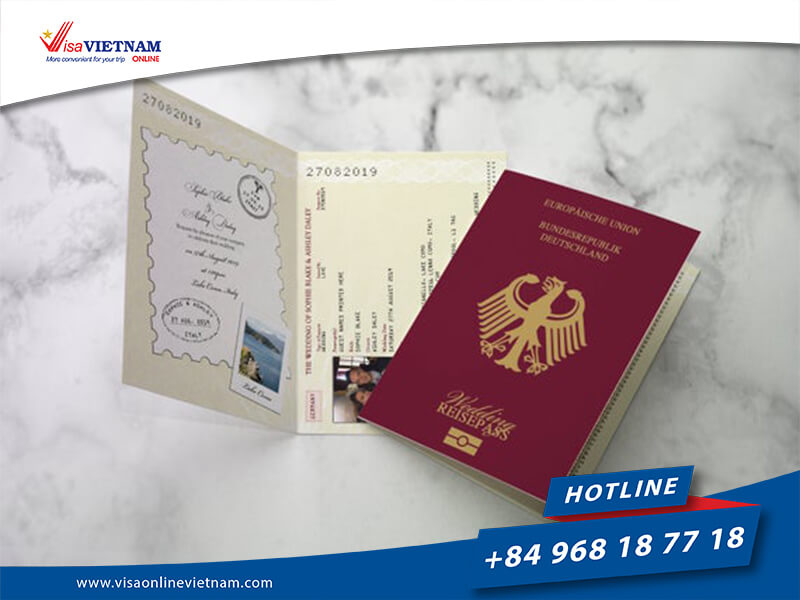 How to apply for Vietnam visa on arrival in Germany?