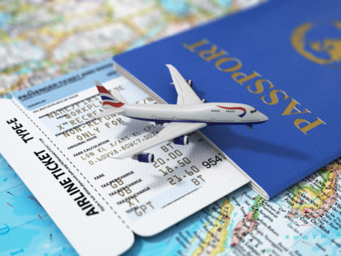 các nước miễn visa cho người Việt Nam 2020