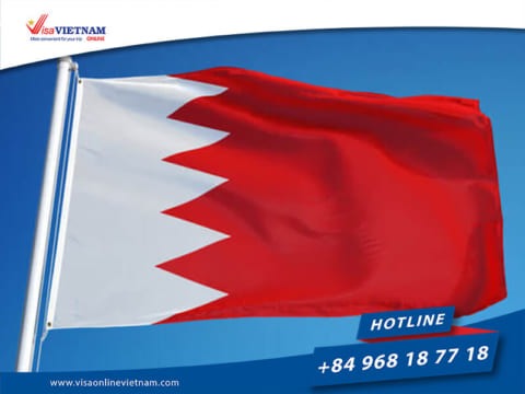 How to apply for Vietnam visa on Arrival in Bahrain?