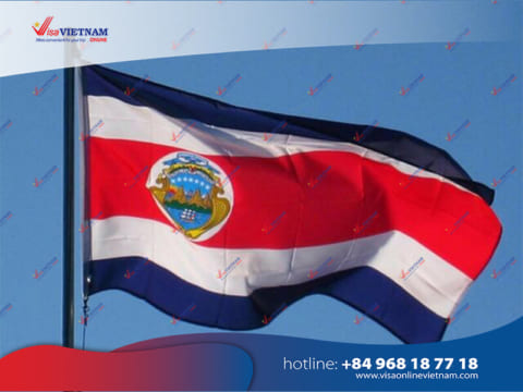 How to apply for Vietnam visa on arrival in Costa Rica?
