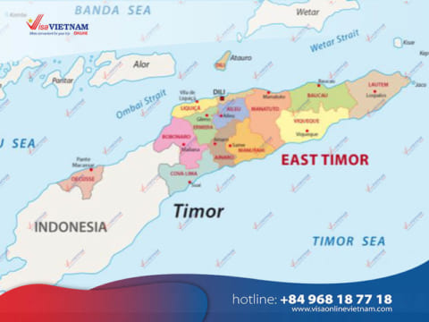 How to apply for Vietnam visa on Arrival in East Timor?
