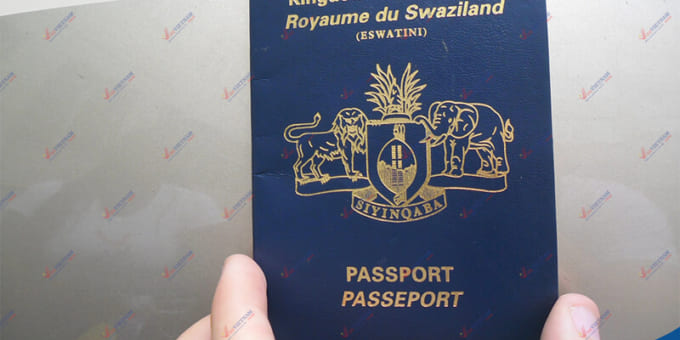 Vietnam visa on Arrival from Swaziland