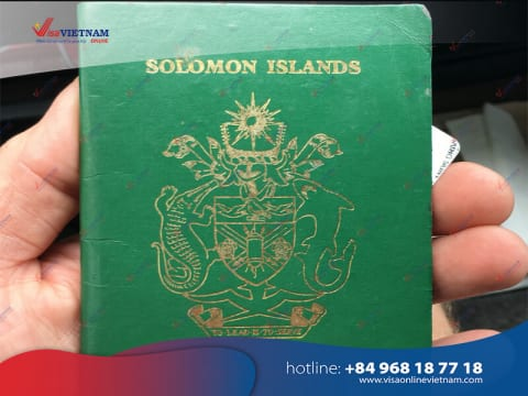 How can foreigners apply for Vietnam visa in Solomon Islands?
