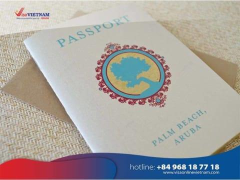 How to apply for Vietnam visa in Aruba? - Visum voor Vietnam in Aruba