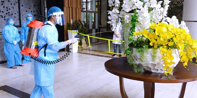 14 khách sạn được chọn là cơ sở cách ly tập trung có thu phí TP.HCM
